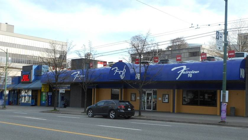 Fiarview Pub-Live Music In Vancouver