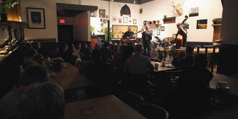 Jazz at the Aperture Cafe