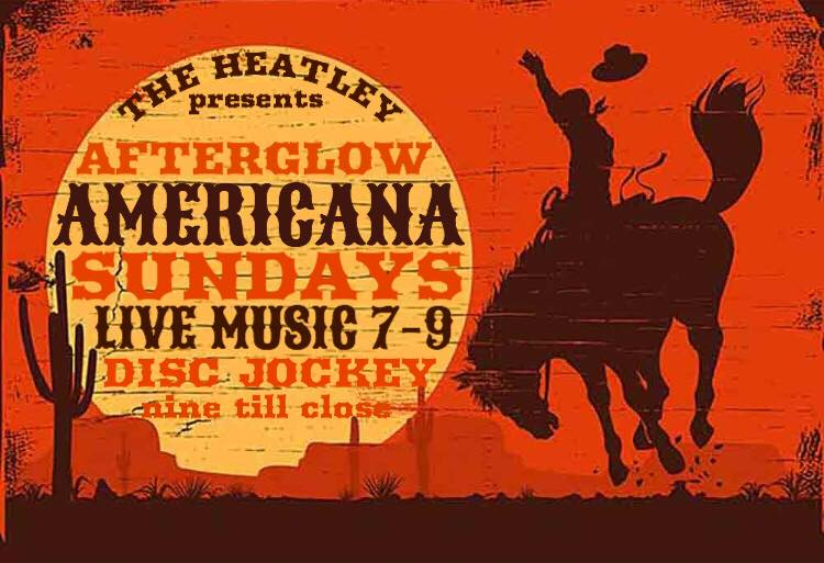 Afterglow Americana at the Heatley
