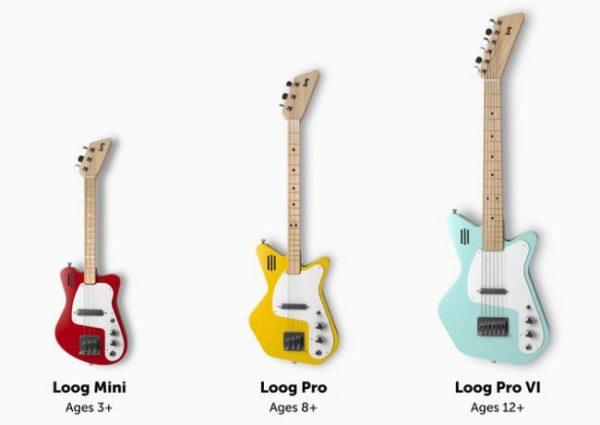 loog guitar
