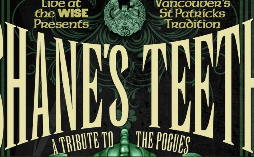 Shanes Teeth: A tribute to The Pogues